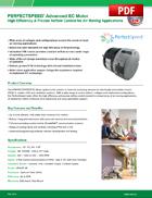 PERFECTSPEED® Advanced EC Motor