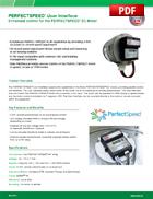 PERFECTSPEED® User Interface