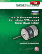RESCUE® Select™ ECM Motors