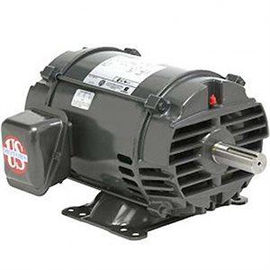 # D12P2AH - 1/2 HP, 208-230/460 Volt